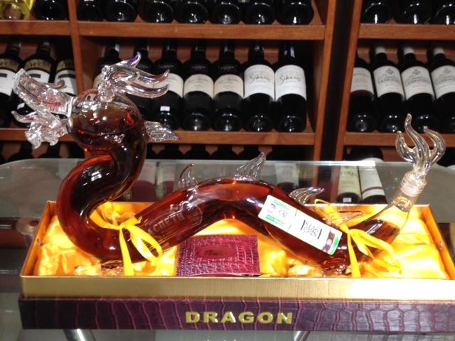 Rượu rồng của Nga