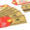 2 USD và 100 USD plastic 3D